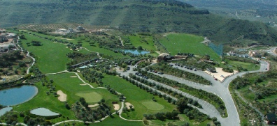Antequera Golf designed and constructed by Rodrigo Villegas in 2002